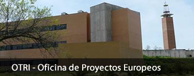 OTRI - Oficina de Proyectos Europeos