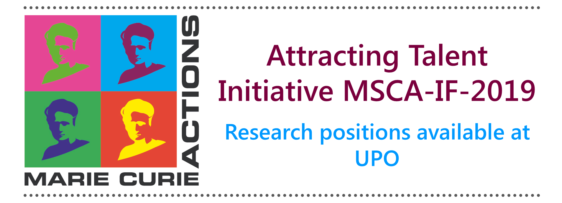 MSCA - Individual Fellowships (IF)