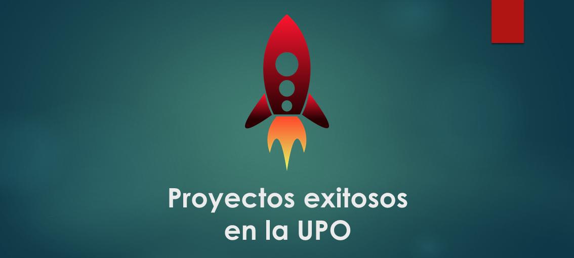 Proyectos exitosos en la UPO