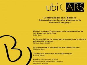 Continuidades en el Barroco_Universidad de Montevideo_ubiCARS
