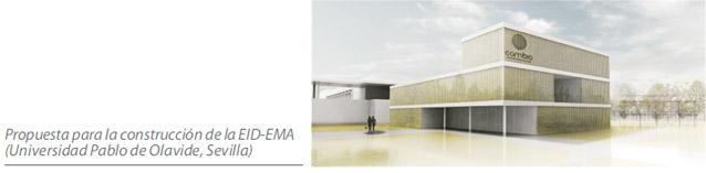 Propuesta para la construcción de la EID-EMA (Universidad Pablo de Olavide, Sevilla)
