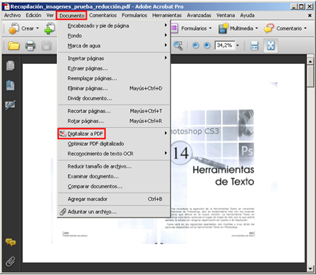 reduce pdf file size below 200kb