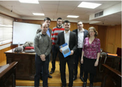 "Ph.D Thesis: ""Photoelectrochemistry of Nanocrystalline Semiconductor Metal Oxides in contact to Liquid Electrolytes: Photocatalytic and Photovoltaic Applications """