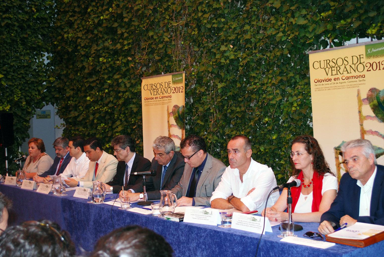 El vicerrector de postgrado ha afirmado que la crisis - Jose antonio gavira ...