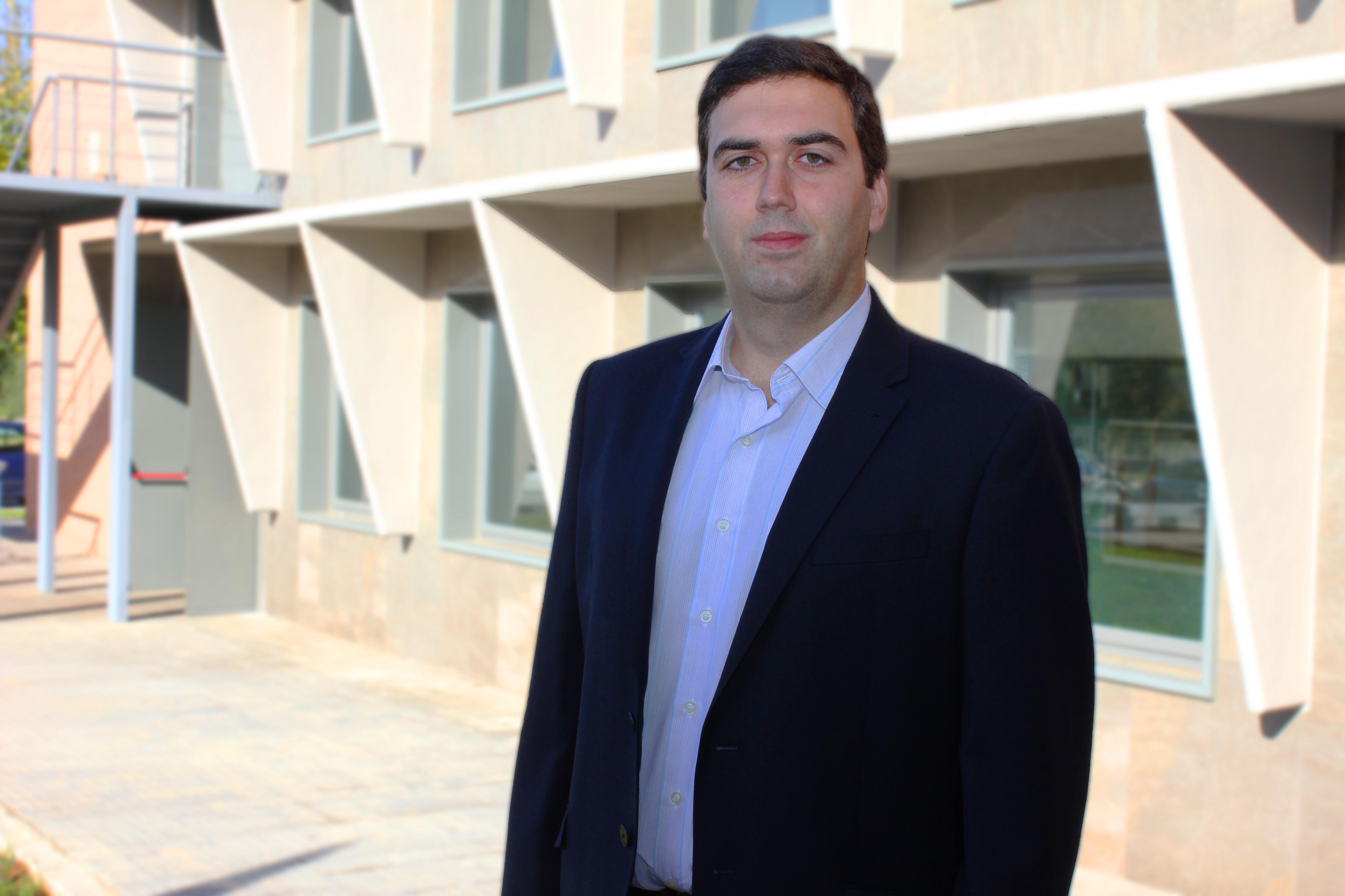 Eugenio M. Fedriani Martel es director general de Idiomas y Estudiantes Extranjeros de la UPO