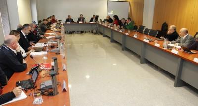 El Consejo de Gobierno de la UPO, presidido por Vicente Guzmán, ha propuesto  un total de 2.200 plazas de nuevo ingreso