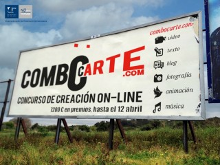 COMBOCARTE, Convocatoria de Creaciones Artísticas On-line