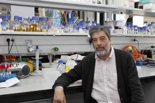 Plácido Navas es catedrático de Biología Celular de la Universidad Pablo de Olavide