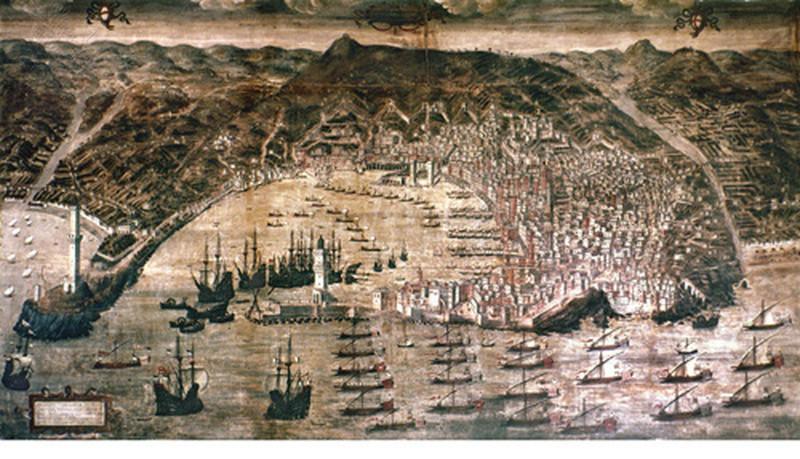 Los Comerciantes Italianos En España Durante La Edad Moderna Tema