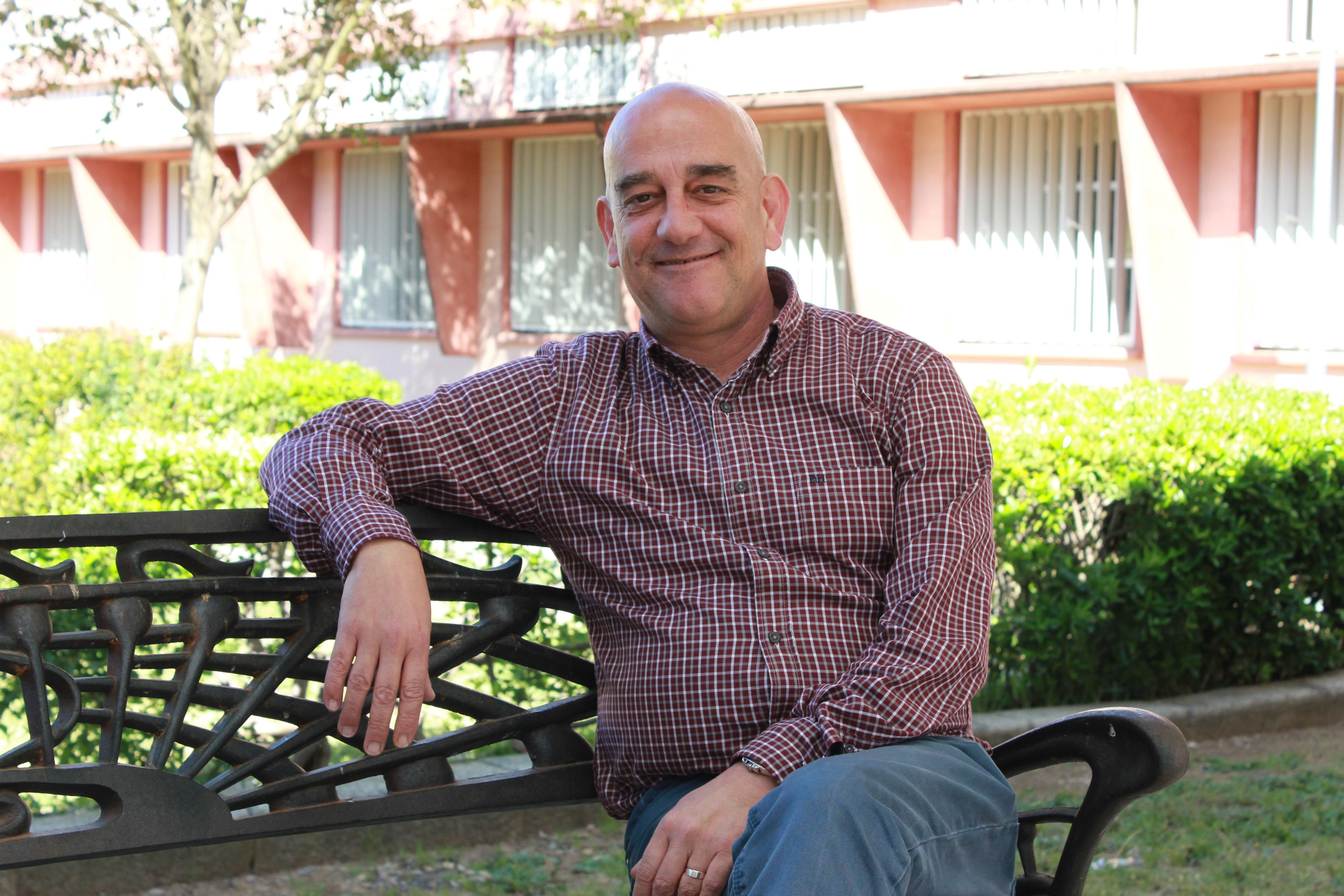Juan Blanco es director de la Residencia universitaria Flora Tristán.