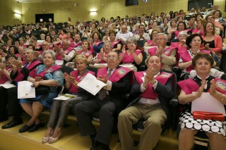 El lunes se celebró la ceremonia de clausura deAlcalá de Guadaíra y Aznalcóllar.
