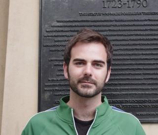 Juan Infante Amate, profesor de Historia Contemporánea