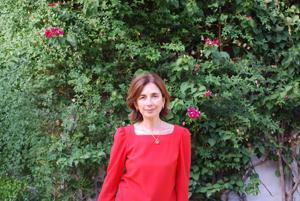 La periodista Pilar del Río