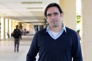 Luis Merino en la UPO