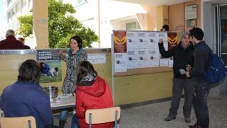"""La campaña """"No dejes que la violencia se cuele en tu vida""""  se desarrollará hasta el 29 de noviembre en la UPO"""