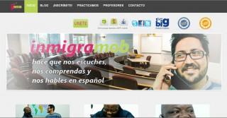 Este dispositivo móvil gratuito  permite a los inmigrantes con pocos recursos económicos aprender a hablar español.