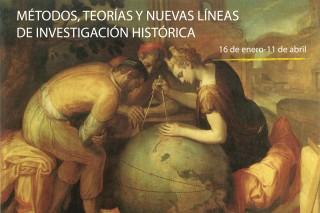 La IX edición del Ciclo Internacional de Conferencias 'Métodos, Teorías y Nuevas Líneas de Investigación Histórica' (cartel)