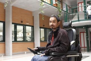 Antonio J. Pérez Pulido en el CABD