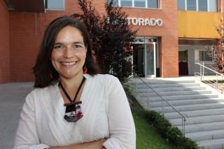 Mención Especial en la categoría de Economía a Lina Gálvez, catedrática de Historia e Instituciones Económicas de la UPO
