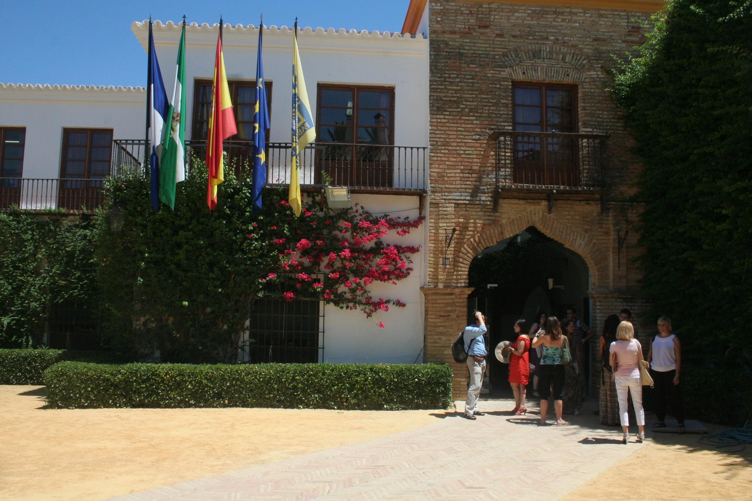 Palacio de los Briones