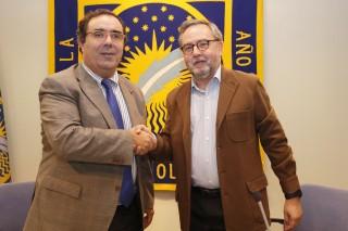 Vicente Guzmán Fluja y por Mariano Pérez de Ayala Conradi