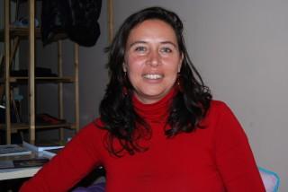 Cristina Domínguez, fundadora de TransCrea, Asociación Arte Social Transformador