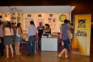 La UPO participó en este evento por primera vez el pasado año.
