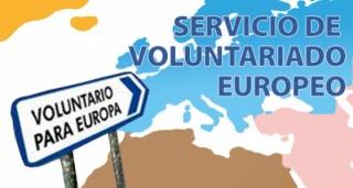 Cartel del Servicio de Voluntariado Europeo