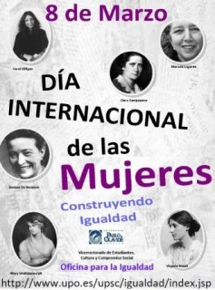 Día Internacional de las Mujeres - 8 de marzo