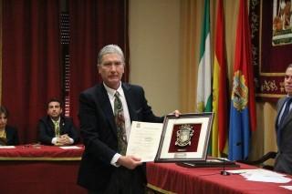 José Antonio Sánchez Alcázar recibió el Premio de Andalucía en la categoría de Investigación