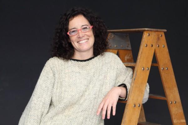 """Mariana González Roberts es profesora y directora artística del Aula de Teatro de la UPO """"La Escalera Teatro."""
