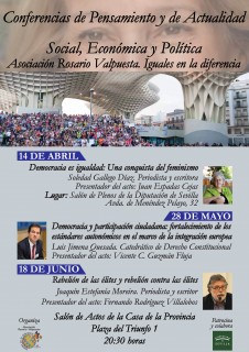 Cartel conferencias ARV 2015 (borrador)