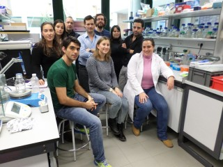 El equipo del doctor Sánchez Alcázar