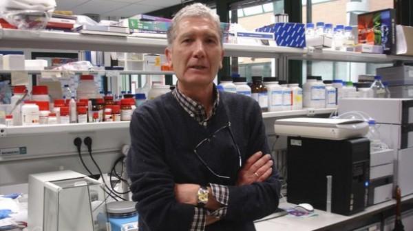 El director del grupo de investigación de Fisiopatología Celular en la Enfermedad y el Desarrollo, José Antonio Sánchez Alcázar