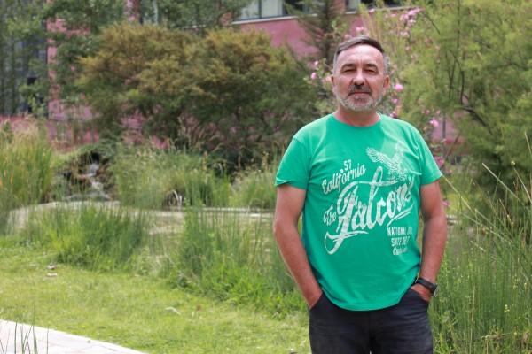 Francisco José Fernández Martín, coordinador de Política Ambiental de la UPO