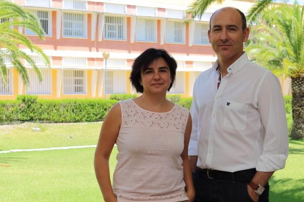 Alicia Troncoso Lora y Roberto Ruiz Sánchez