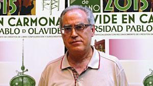Francisco Sánchez Legrán, presidente de la Fundación FACUA,