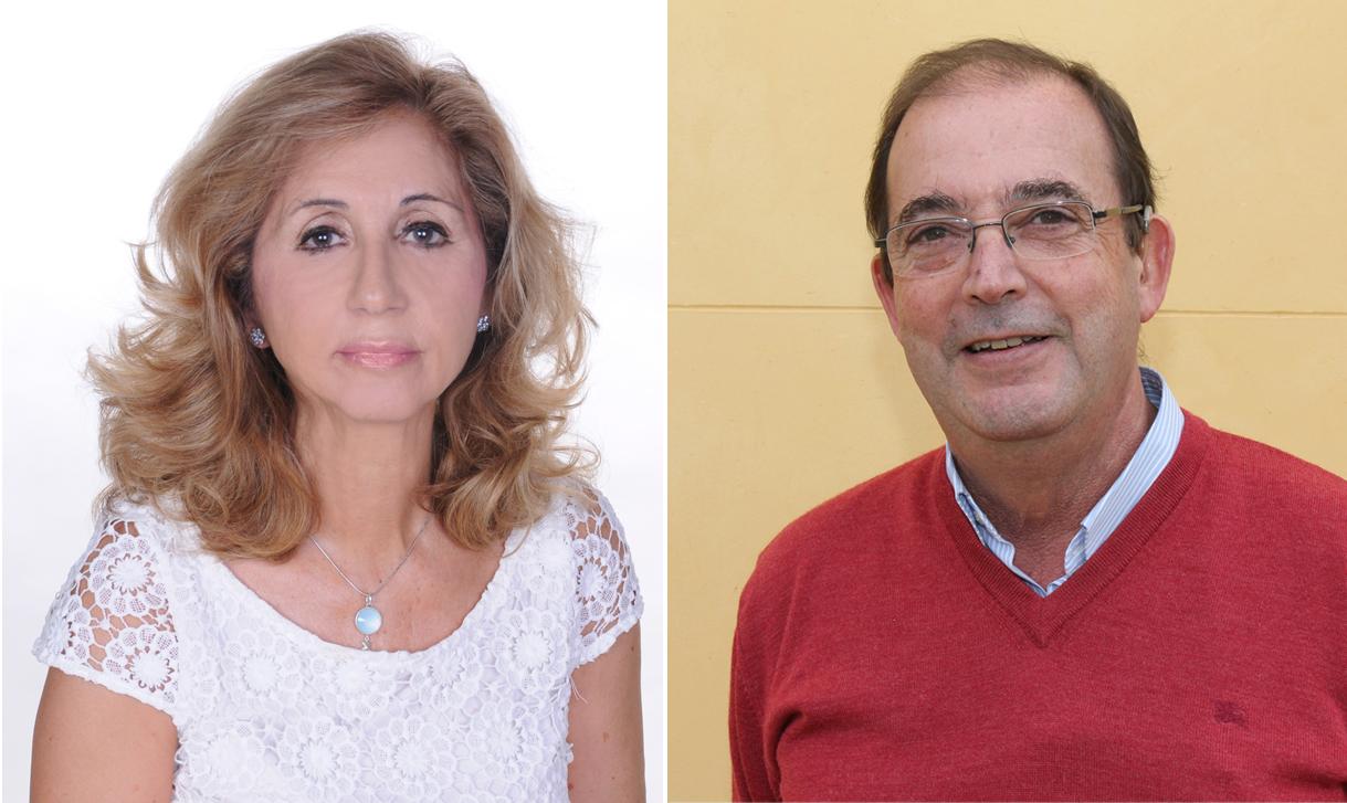Ana Recio y Rafael Montoro