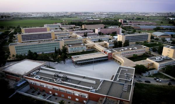 Campus de la UPO.