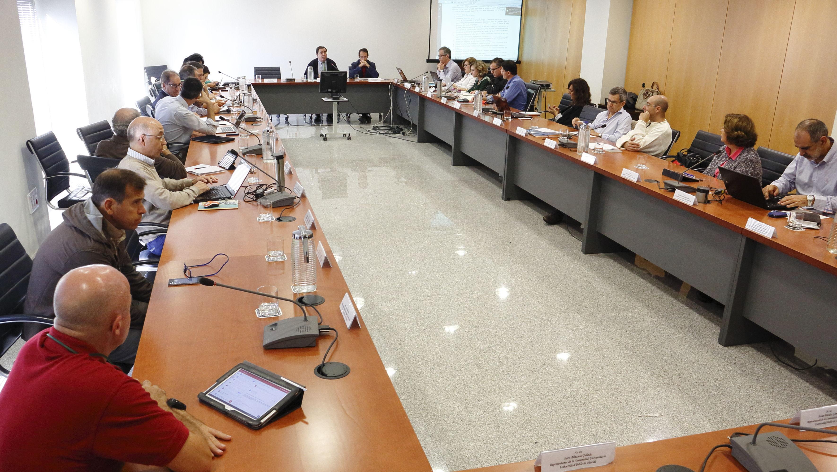 El Consejo de Gobierno de la UPO aprueba la concesión del Doctorado ...