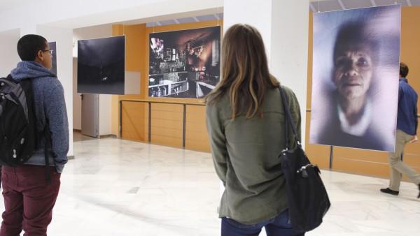 La exposición puede visitarse de lunes a viernes de 8:30 a 21:00 horas