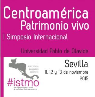 Simposio Centroamérica. Patrimonio vivo