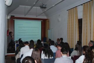 Imagen de la VII reunión del grupo de trabajo de Neuroendocrinología de la Sociedad Andaluza de Endocrinología, Diabetes y Nutrición.