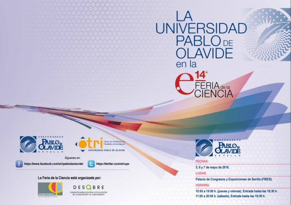 Imagen https://www.upo.es/diario/wp-content/uploads/2016/04/La-UPO-Feria-Ciencia-2016-600x422.png