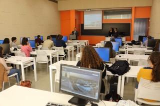 Modesto Solno, director de Formación de Mapfre, ha presentado la simulación.