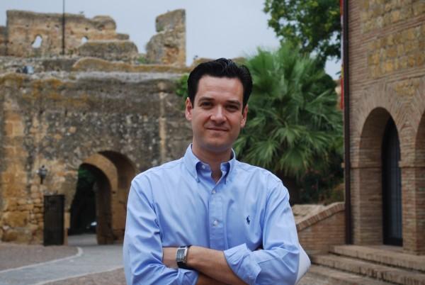 El investigador de la UPO Manuel Ricardo Torres Soriano.