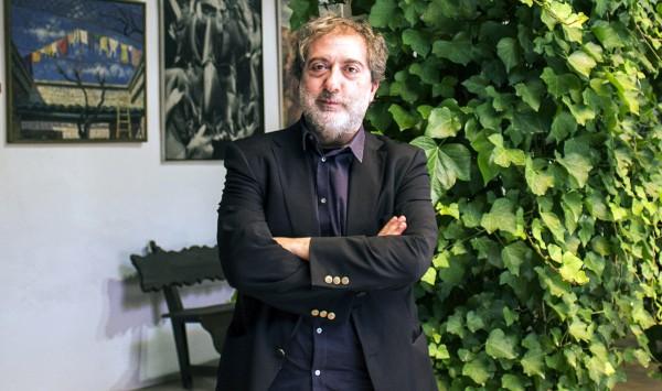 Javier Olivares, guionista y productor ejecutivo de la serie de TVE 'El Ministerio del Tiempo'