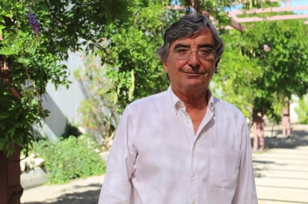 Arsenio Moreno Mendoza, catedrático de Historia del Arte Moderno y Contemporáneo de la Universidad Pablo de Olavide.