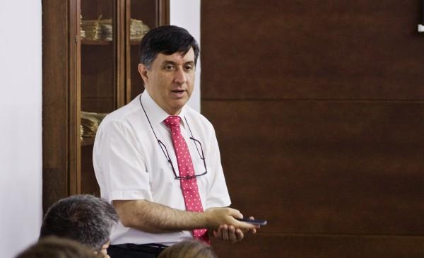 Fernando García sostiene que la ciencia forense se encuentra en constante evolución debido a los últimos avances tecnológicos