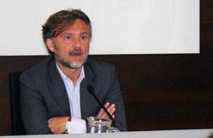José Fiscal López, consejero de Medio Ambiente de la Junta de Andalucía